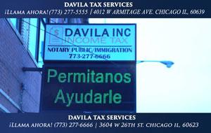 La mejor oficina de Taxes y Servicios migratorios en Chicago