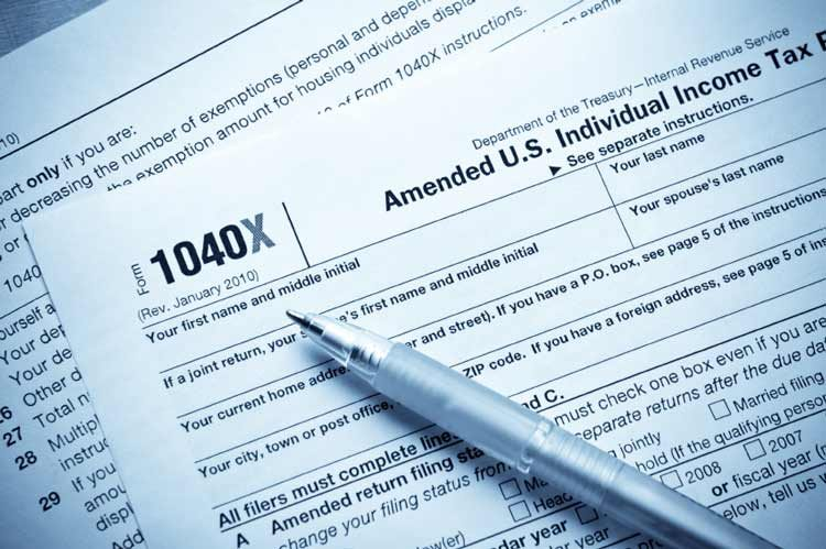 Telefono del ayares o IRS o hayares enmendacion